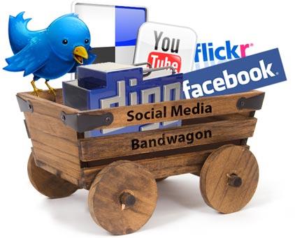 Liste over gode sociale medier