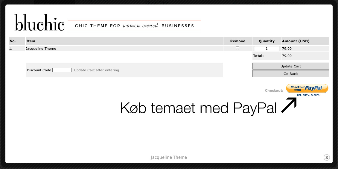 handle med paypal