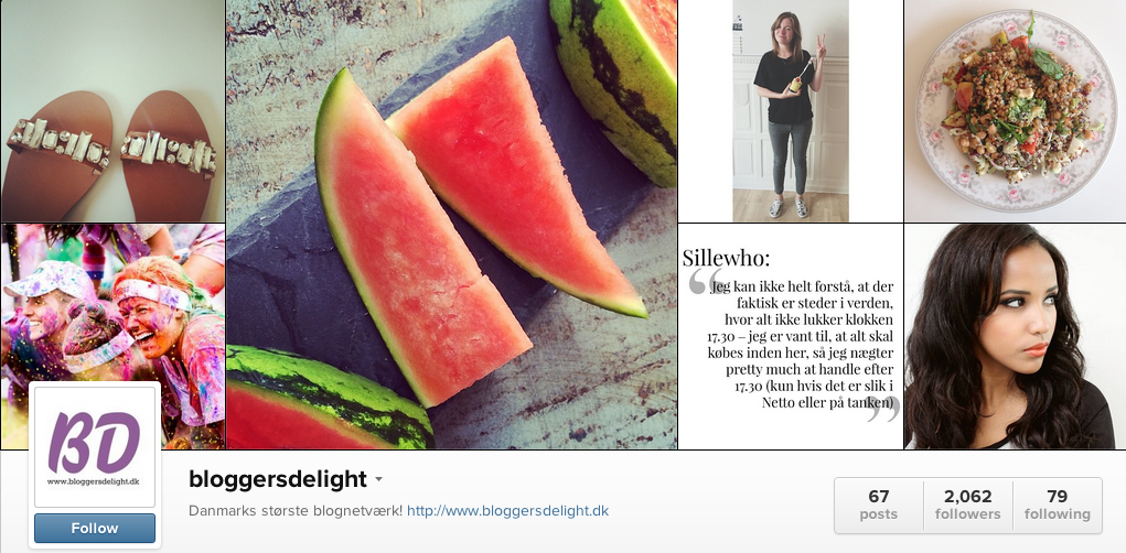 Bloggers Delight