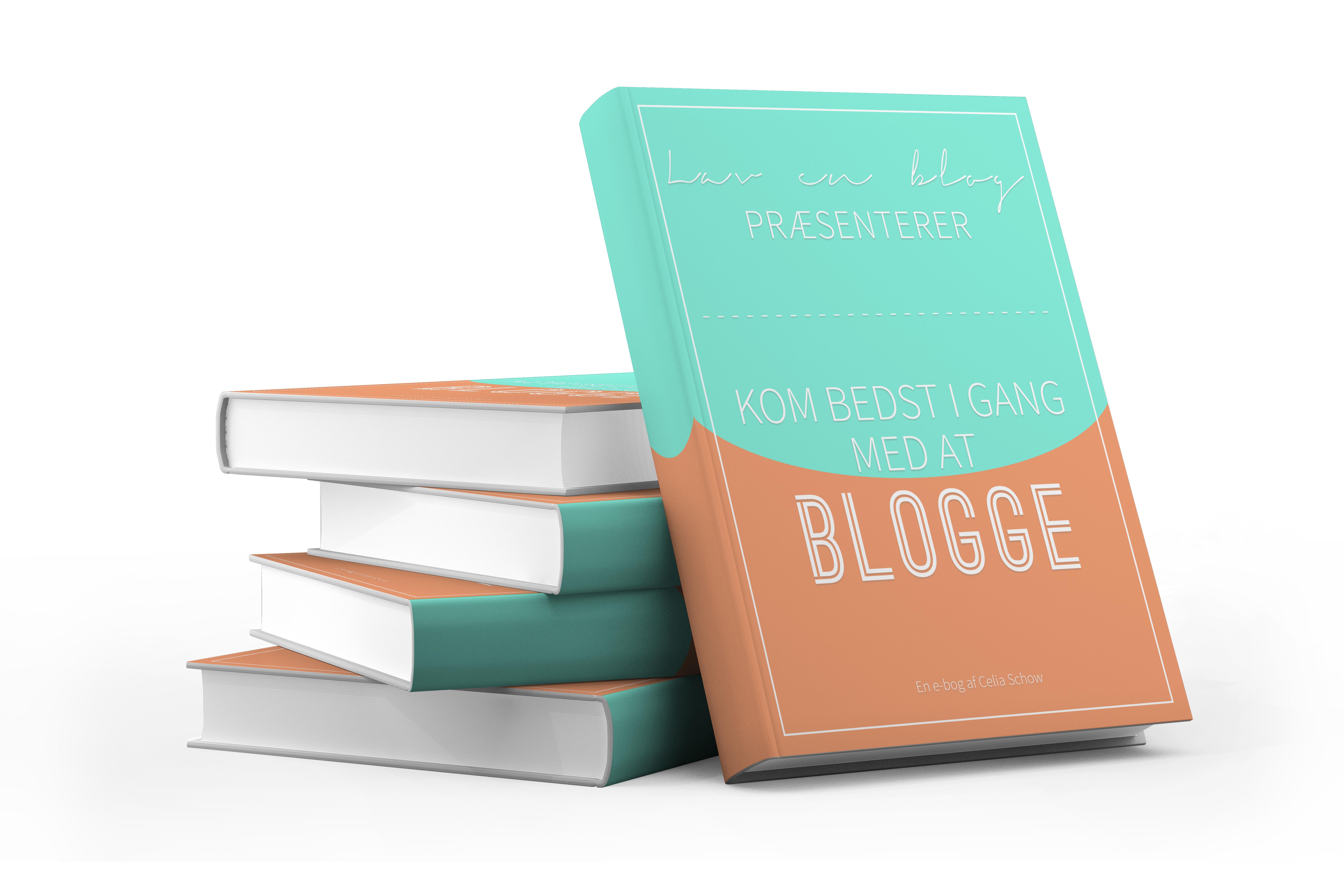 Kom bedst i gang med at blogge - gratis e-bog