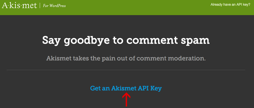 Akismet for WordPress