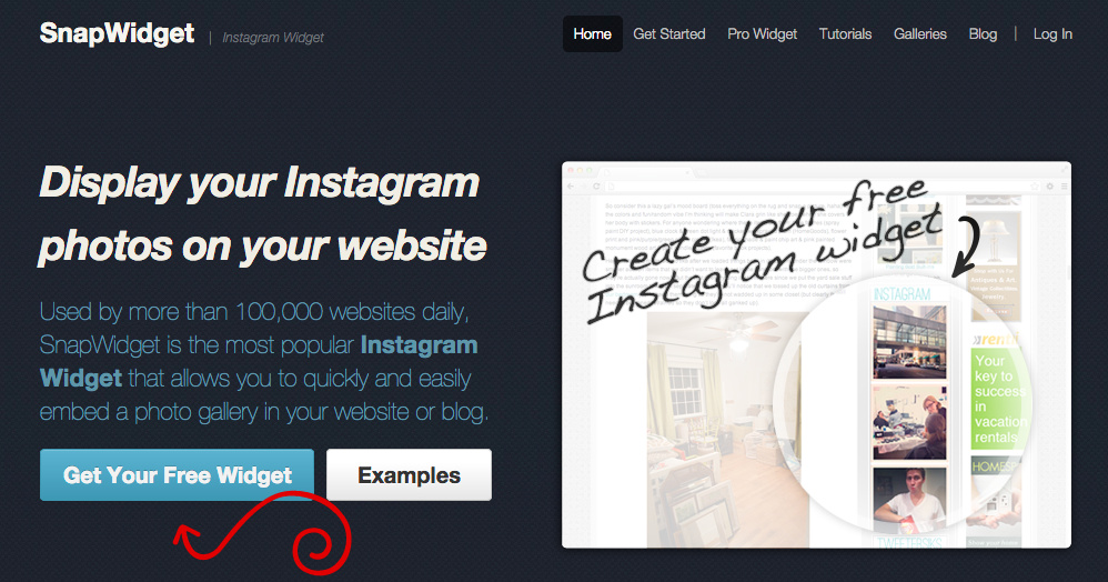 guide til Instagram