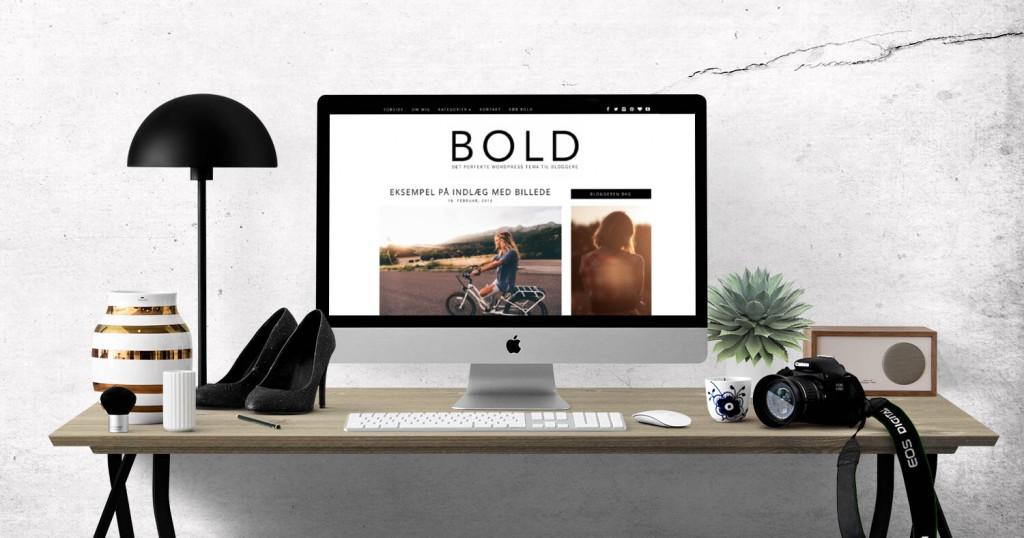 BOLD WordPress tema