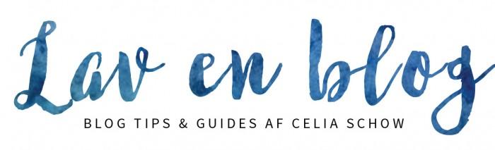 Guide: få en Instagram widget på din blog - Lav en blog