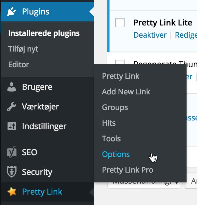 pretty-link-options